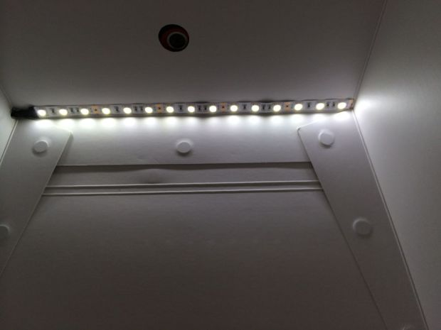 standscan LED lights