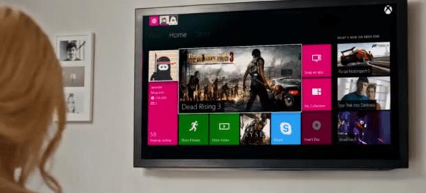 Microsoft Xbox One Ad