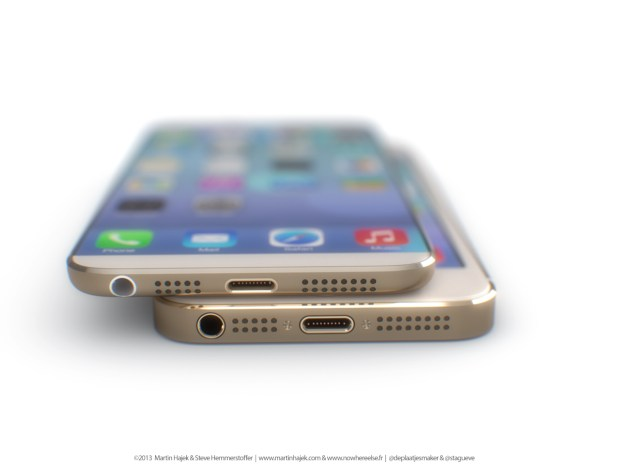 iPhone 6 concept.