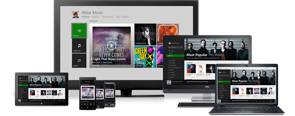 xbox music is best spotify alternative ever  for one day only