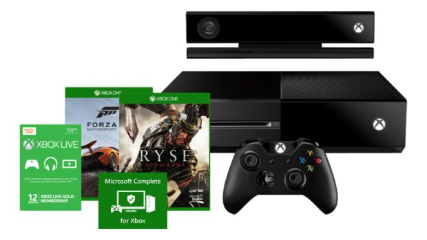 xbox one complete bundle