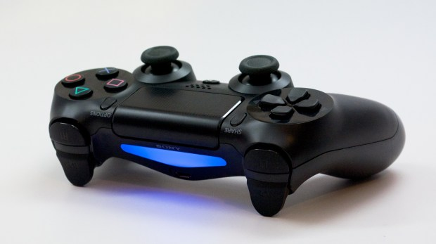 The PS4 DualShock 4 controller is a major improvement.