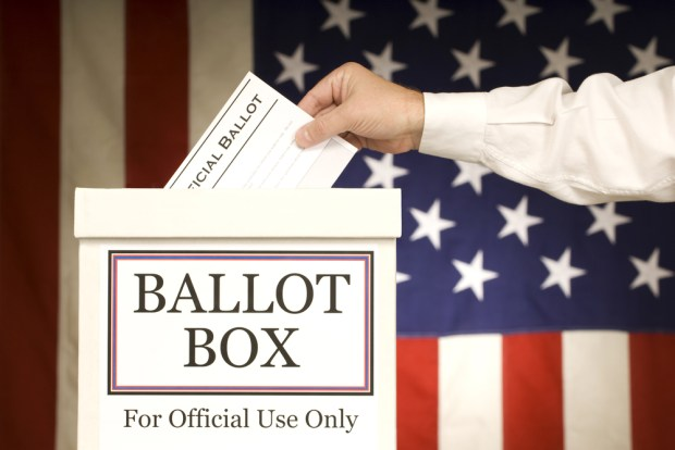 Find who is on your ballot and where to vote using iPhone or Android.