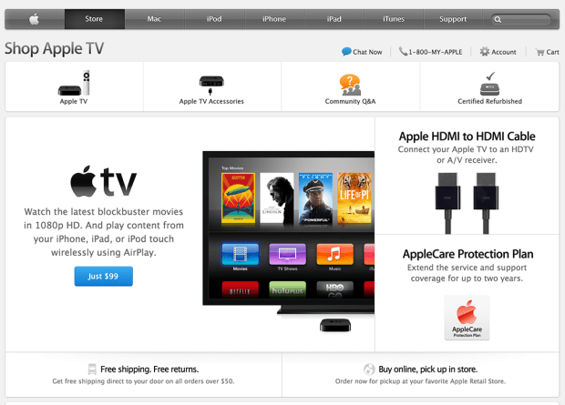 Apple-TV-Section