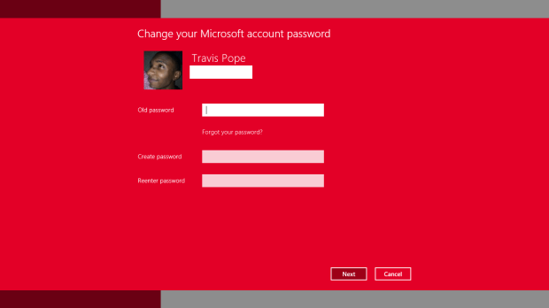 How to Change Your Password in Windows 8 (8)