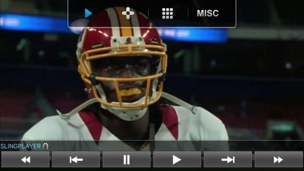 Use Slingbox to watch the NFL Pro Bowl and the upcoming Super Bowl on iPad or Android.