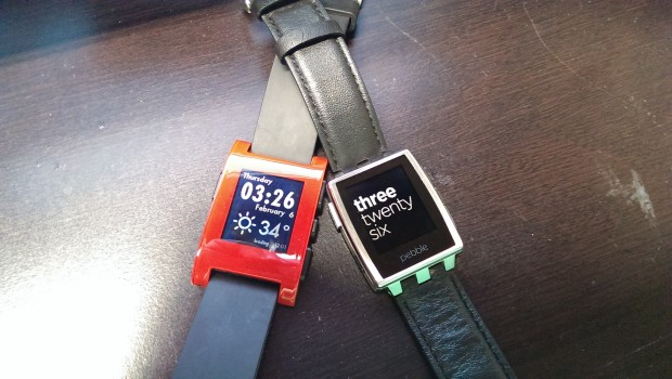 pebble steel and origianl pebble