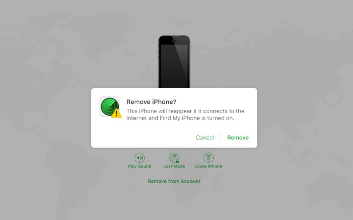 APPLE FIND MY IPHONE FROM COMPUTER