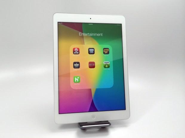 iPad Air iOS 7 Review - 1