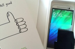 HTC Replacement Phone Delivered in 1 Business Day