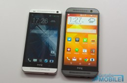 New HTC One M8 vs - M7 20-X3