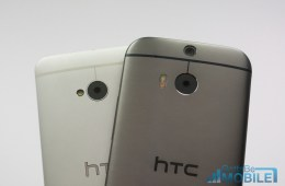 New HTC One M8 vs - M7 23-X3