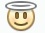 Facebook Emoticon Angel