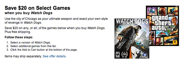 How Many Controllers Can Play Watch Dogs