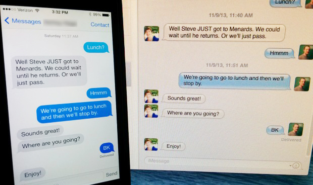 iMessage fix coming in iOS 8