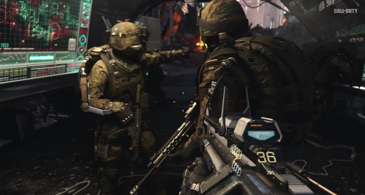 Call of Duty: Advanced Warfare Gameplay Video: 7 Exciting ...