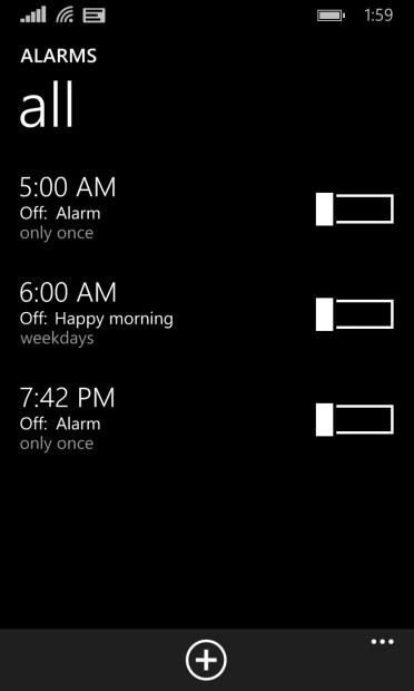 How to Use a Song As an Alarm on the Nokia Lumia 520 (9)