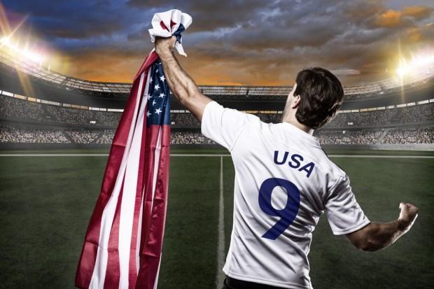 The USA vs Germany match decides if the U.S. Mens National Team advances.