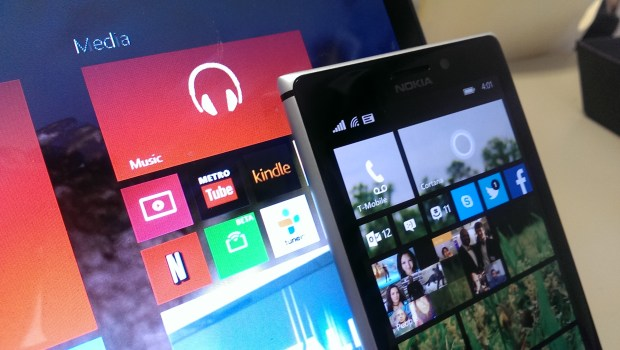 Windows Phone and Windows 8