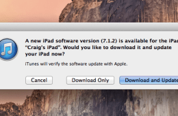 iOS 7.1.2 update arrives