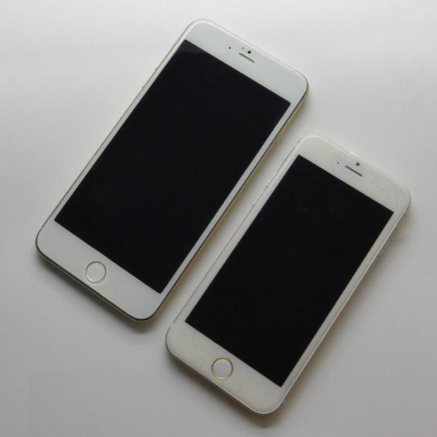 iPhone 6 vs iPhone 6 - Apple reportedly preps a 4.7-inch and a 5.5-inch iPhone.