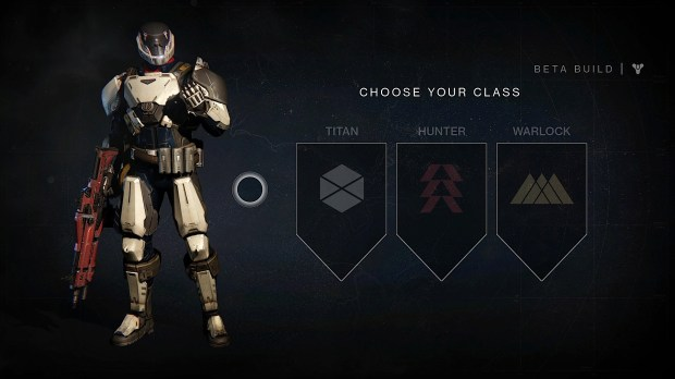 Take time to make another character before the Destiny beta ends.