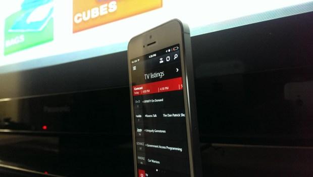 Xbox One SmartGlass on iPhone