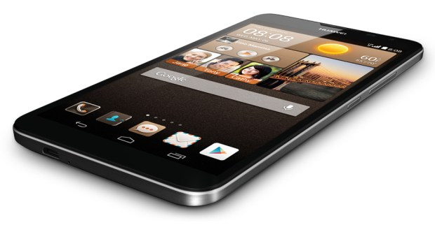 black huawei ascend mate2 4g