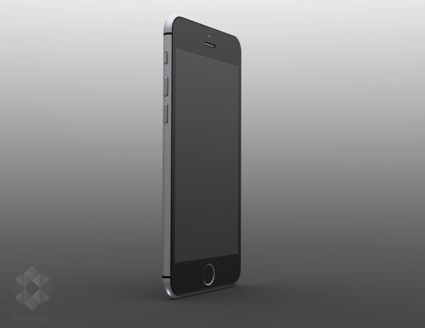 The iPhone 6 could look like this.