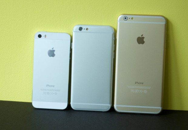 5.5 inch iPhone 6 vs iPhone 5s - 11