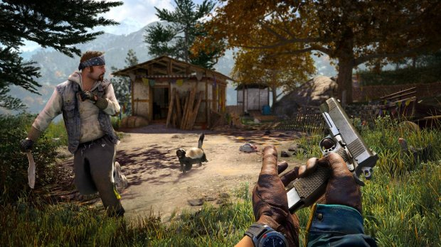 Far Cry 4 - PS4 games to buy 2014