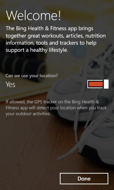 How to Use Bing Health to Track Your Steps with the Lumia 635 (9)