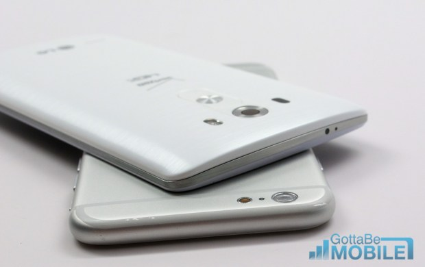 Learn how the LG G3 vs iPhone 6 comparison stacks up using a new G3 and iPhone 6 rumors.