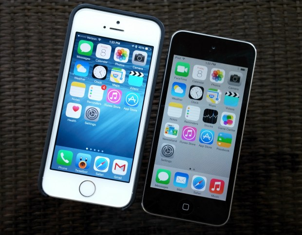 Check out our iOS 8 vs iOS 7 walkthrough to see the new iOS 8 features coming this fall.