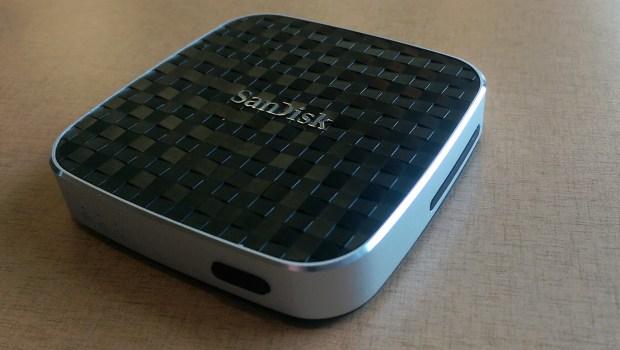 sandisk wireless media drive