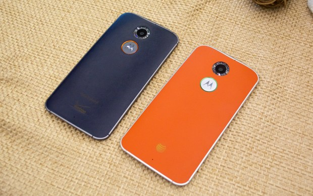 New Moto X - Moto X+1 Hands On - 3