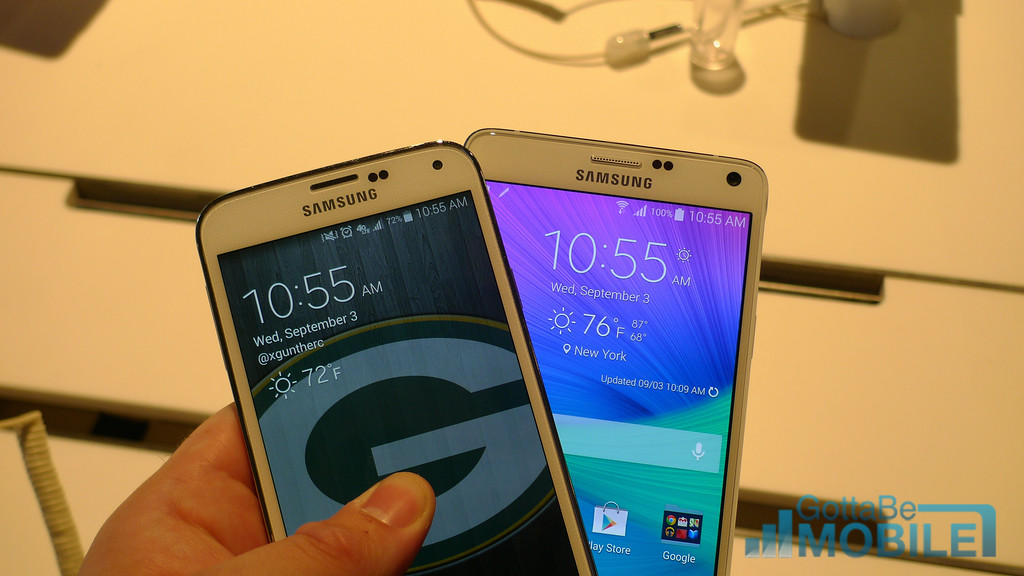 Samsung Galaxy Note 4 Release Date: Rumored New Phablet To Have 16MP ...