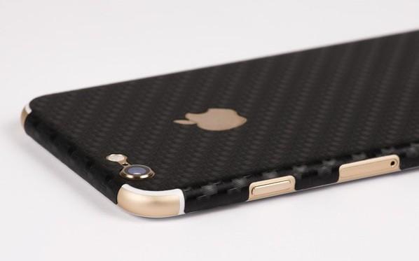 bodyguardz apple iphone 6 plus carbon fiber skin
