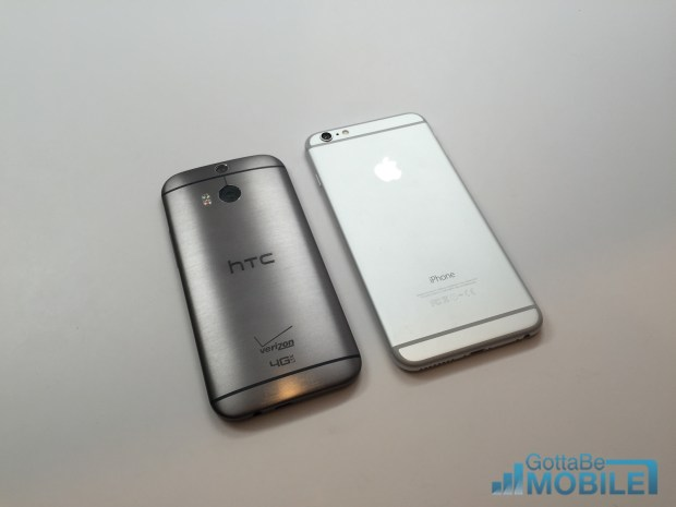 iPhone 6 Plus vs HTC One M8 - 11