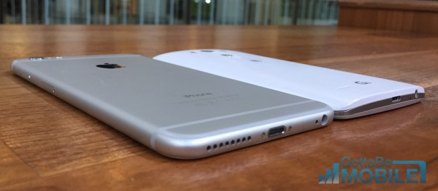 See how the iPhone 6 Plus vs LG G3 compare in key areas.