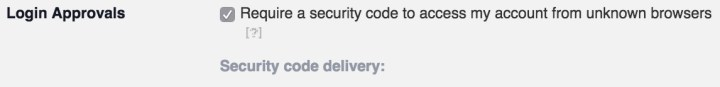 Secure Facebook easily.