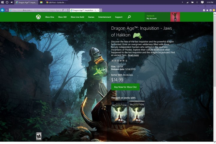 How To Buy an Xbox One Game Online (4)