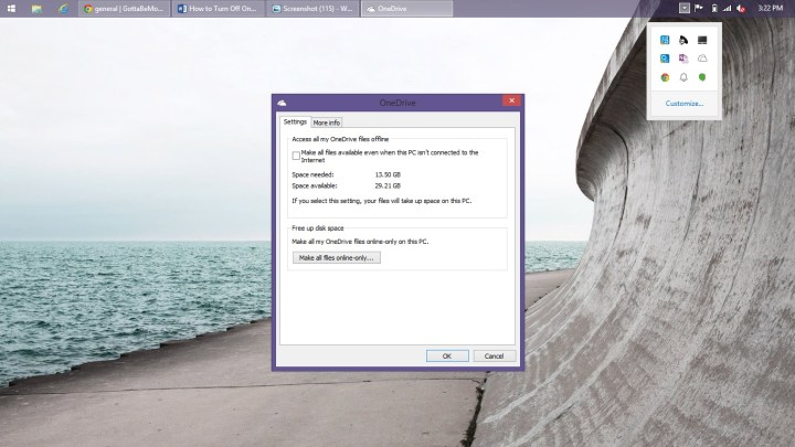 How to Turn Off OneDrive Syncing in Windows 8 (11)