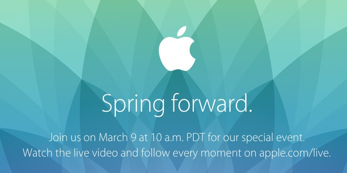 Here's how to watch the Apple Watch event live stream on Apple devices.