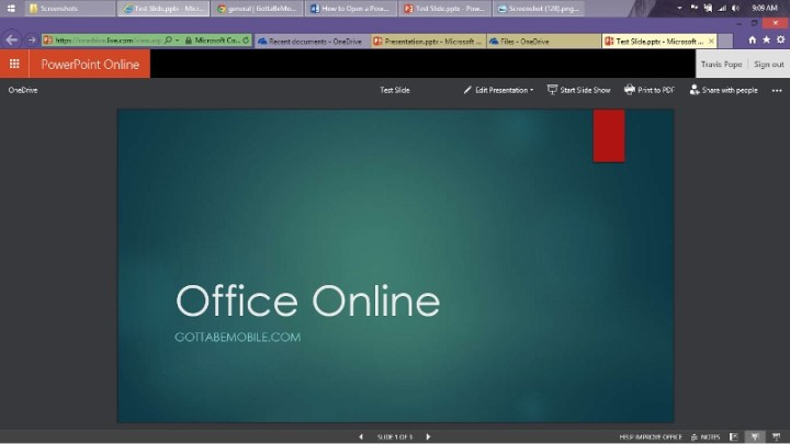 How to Open a Power Point Presentation Online (13)