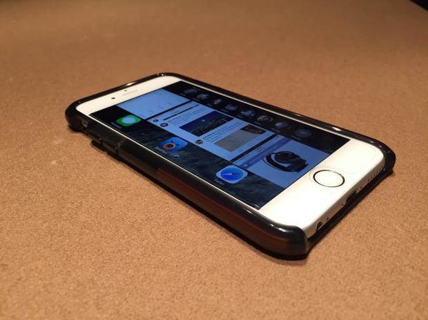iOS 8.3 landscape fix