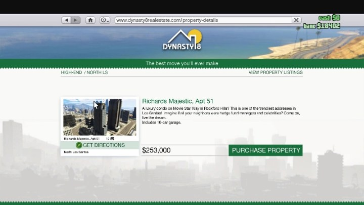 GTA online Houses and Condos (14)