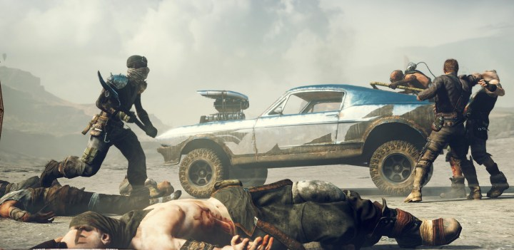 Mad Max Game Release Date
