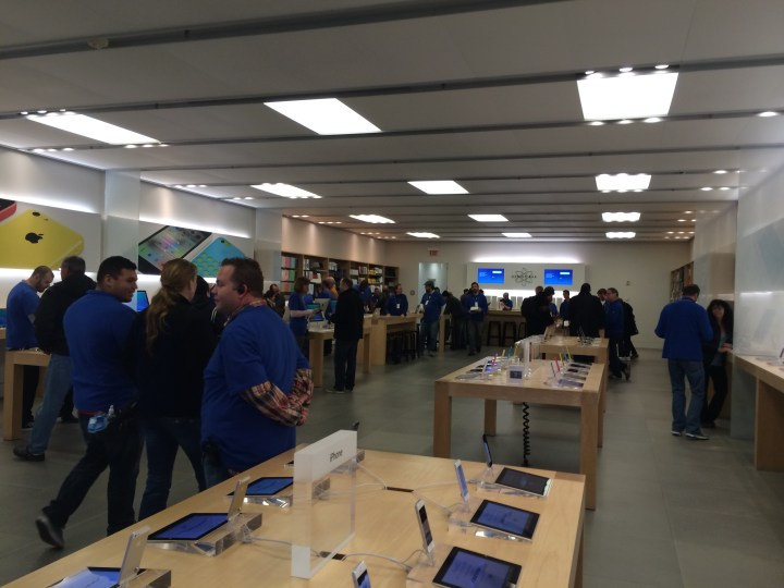 Don't discount the support you can get an Apple Store.