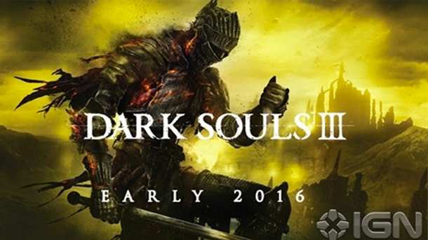 A Dark Souls 3 promotional image sent to IGN.